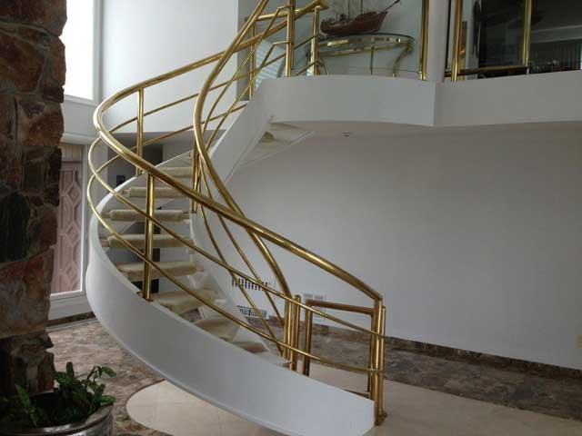 Residential And Commercial Railings By New Star Brass And ...