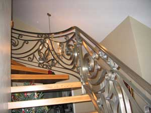 Residential And Commercial Railings By New Star Brass And